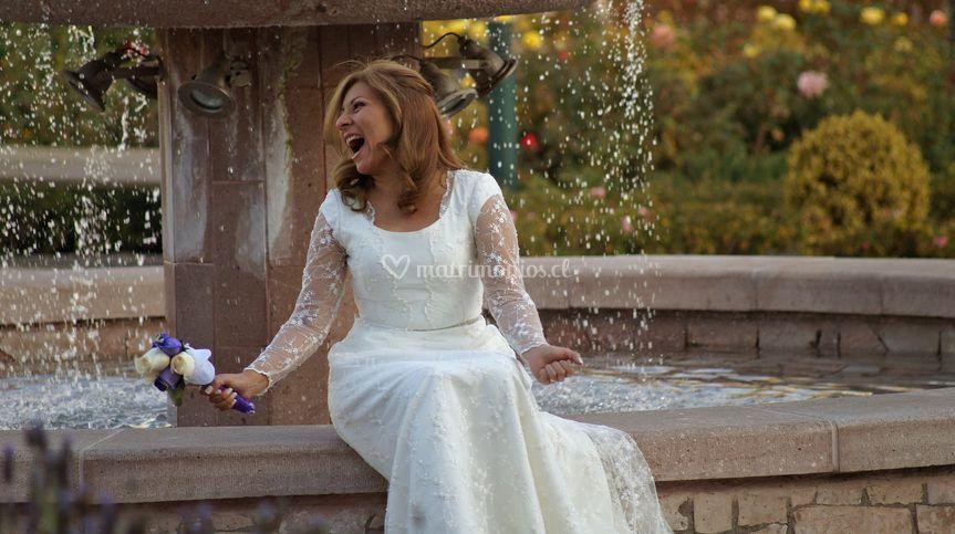 Imágenes de una boda