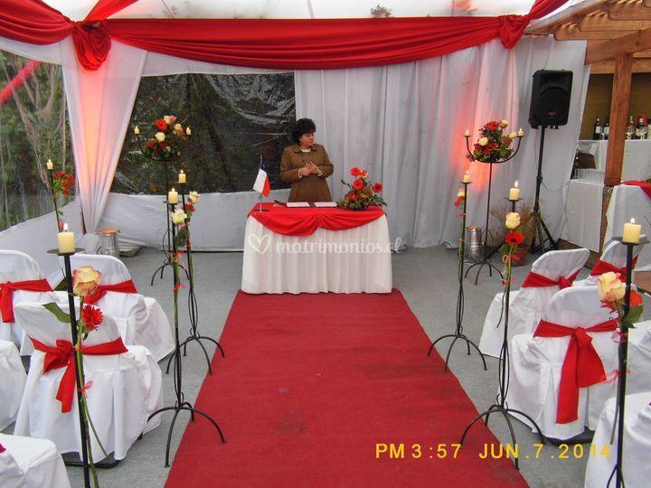 Arreglos matrimonio civil