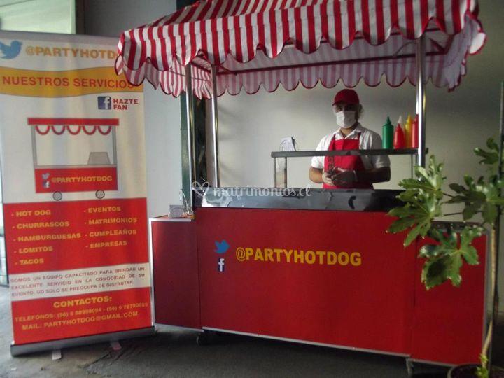Party Hotdog