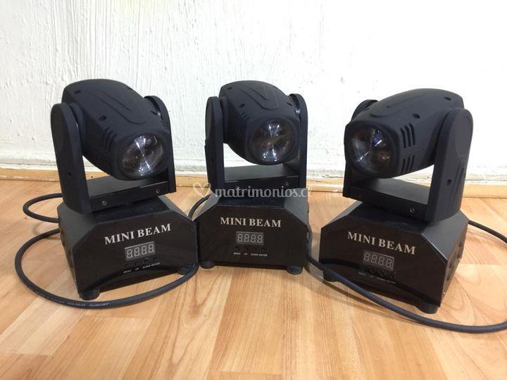 Mini beam led