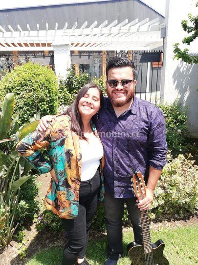 Rocío y Francisco, MerakiDúo