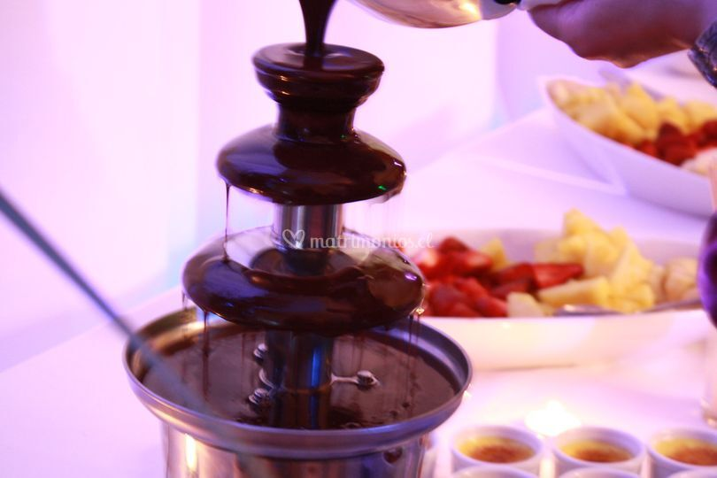 Cascada chocolate