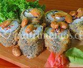 Hosomaki tempura en panko