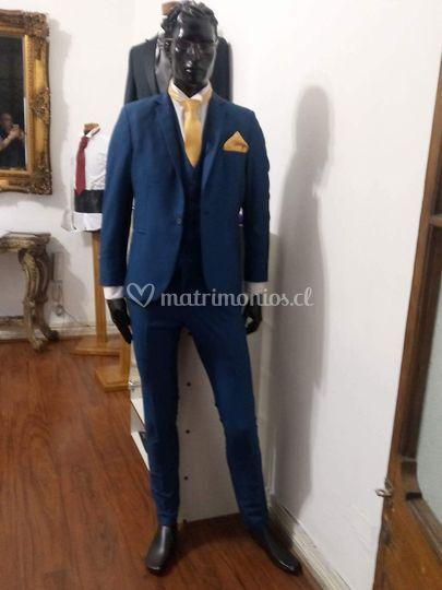 Azul moda
