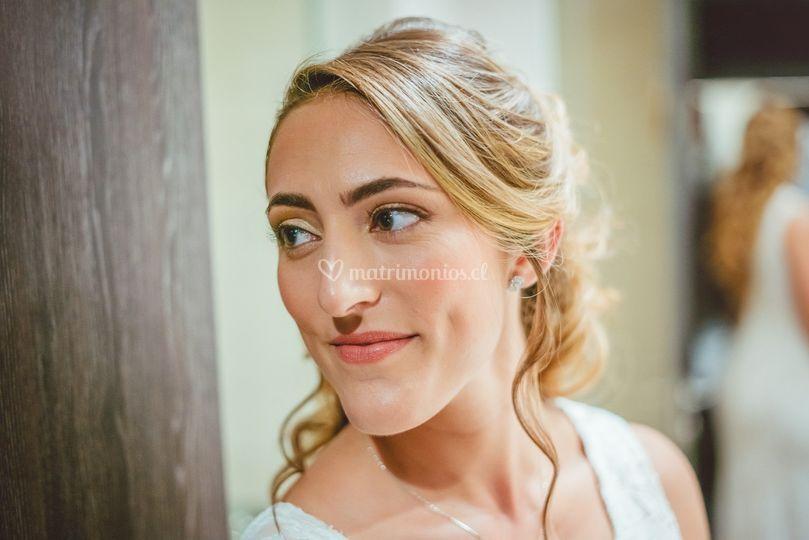 Maquillaje HD Megan
