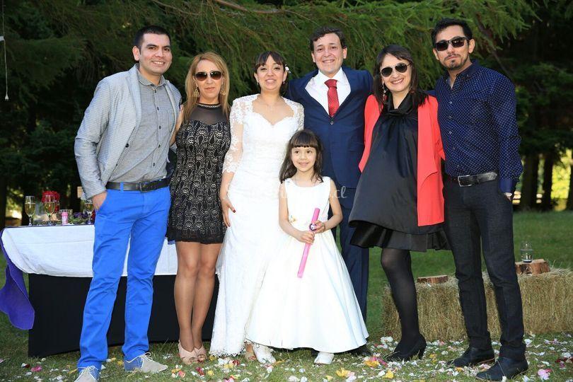 Matrimonio Claudia y Tomás