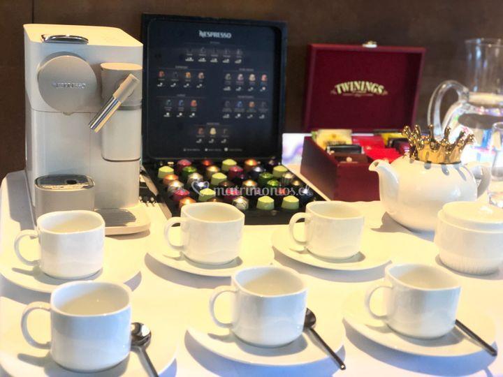 Servicio de coffee break
