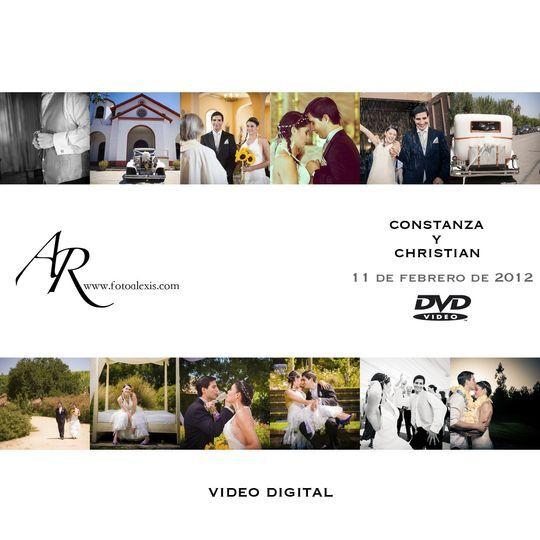 Carátulas DVD video digital