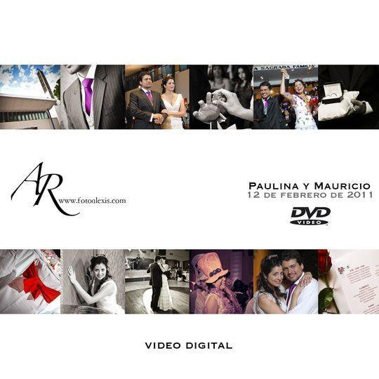 Carátulas DVD