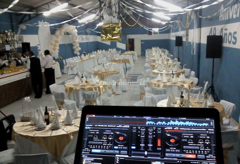 DJ Log Eventos