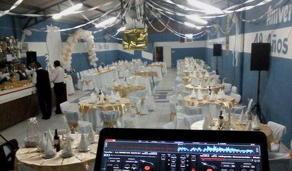 DJ Log Eventos