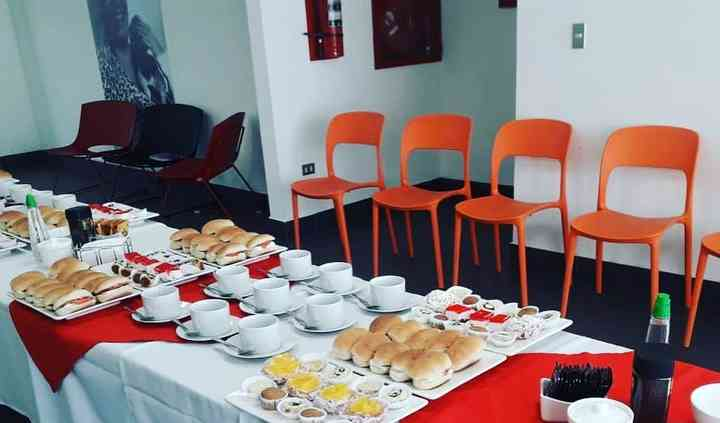 Coffee Salón Gabriela Mistral