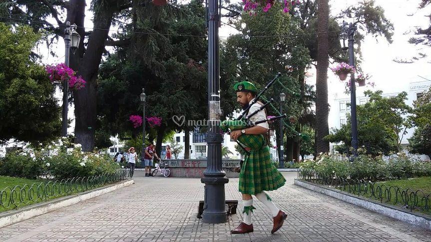 Plaza de Armas Talca