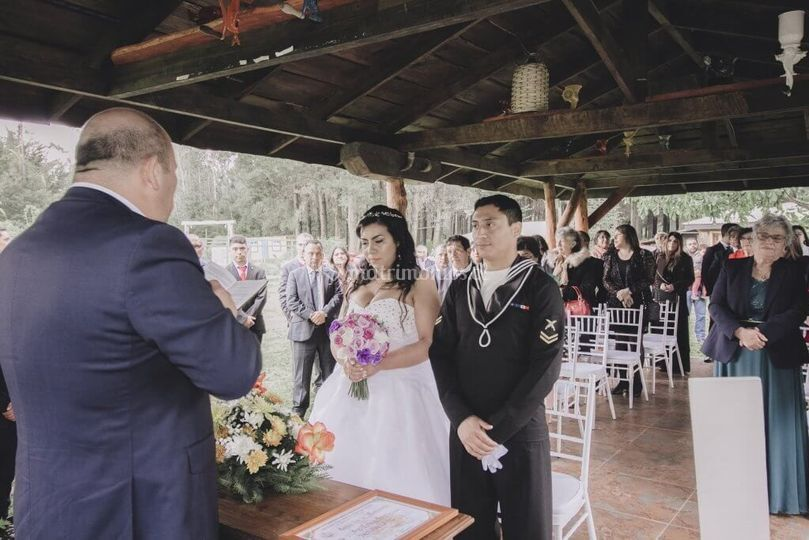 Vanessa y Alvaro
