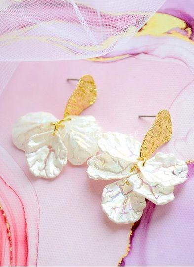 Aros de flor de cerezo