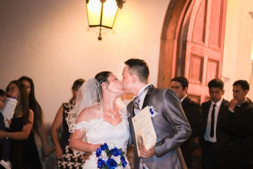 Matrimonio ceremonia