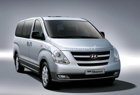 Hyundai New H1 10 pax.