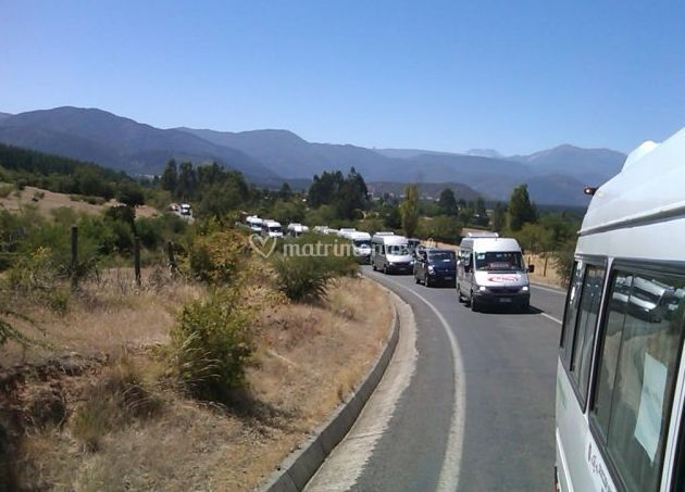 Ruta Chillan