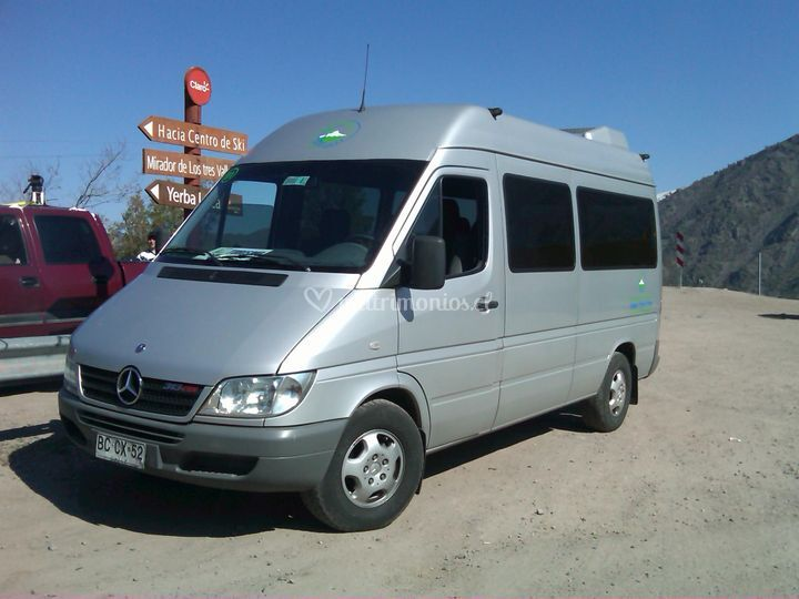M.Benz Sprinter 313, 14 pax.