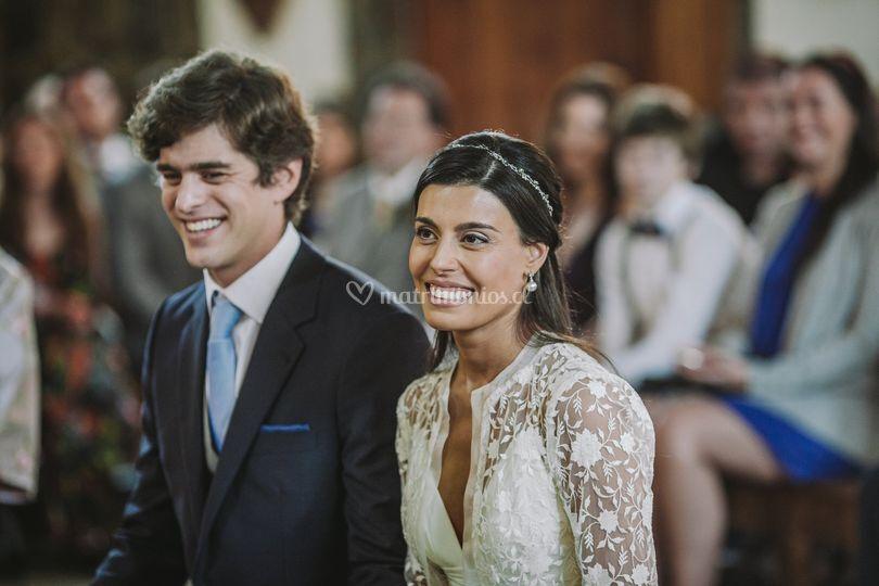 Una pareja divina