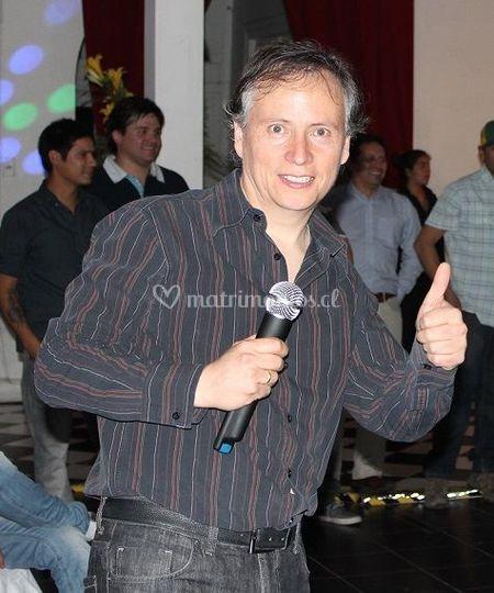 Productor Fernando Cortés