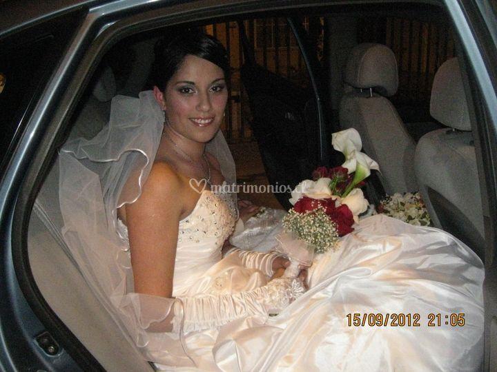 Comodidad para la novia