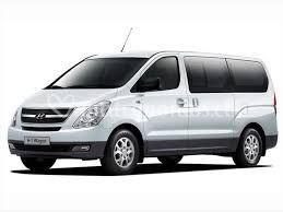 Hyundai H1 – hasta 10 pax