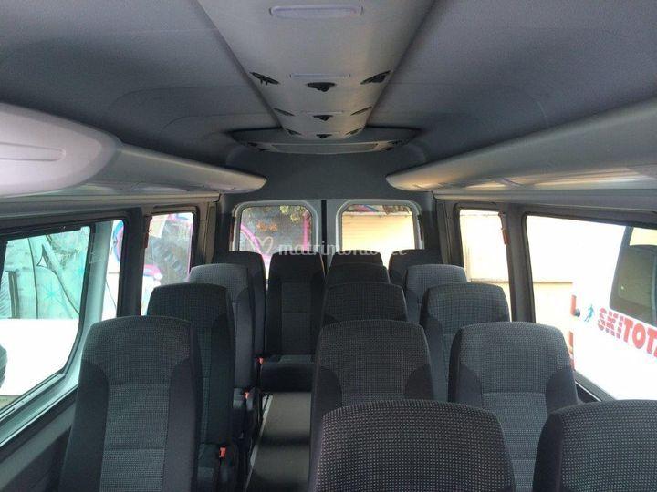 Interior Van Sprinter