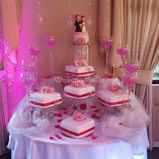 Nuestras tortas de novios