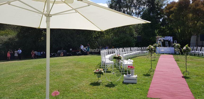 Centro de eventos en Temuco