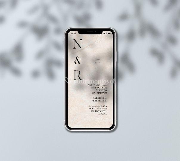 Parte digital minimal