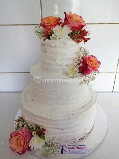 Torta Dulce magia