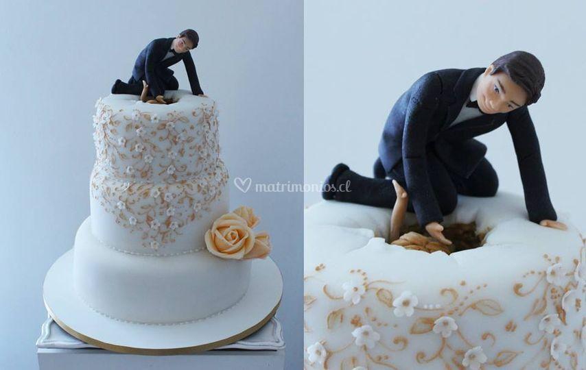 6 Tortas Cascada: Cake & Design