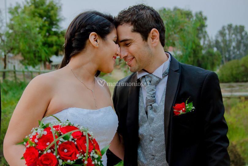 Ana María y Juan Carlos