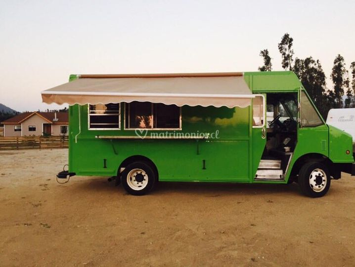 Roots Food truck