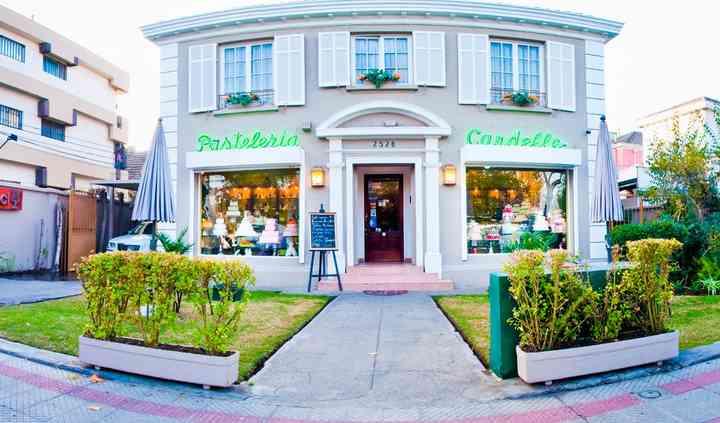 Fachada Pastelería Candelle