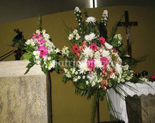 Pedestal para el altar