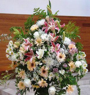 Ramo para decorar el altar