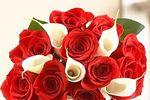 Ramo con rosas