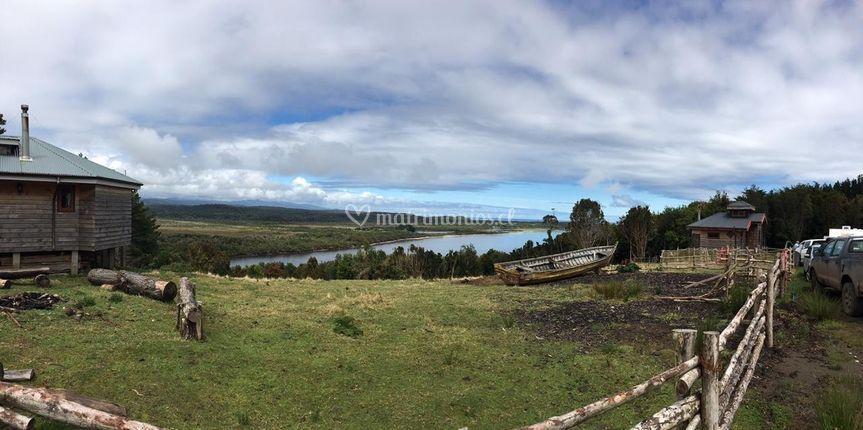 Vista General de Chimango Cara