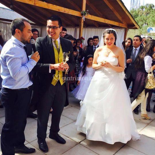 Matrimonio en Flores