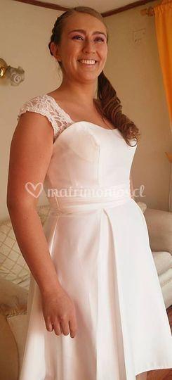Carolina Santana Makeup