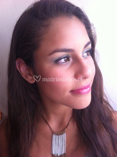 Look juvenil Leonor