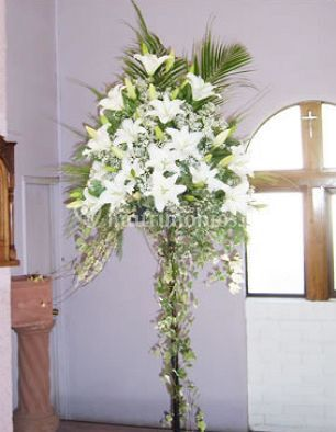 Pedestal para la iglesia