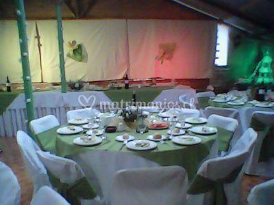 Banquete en Puente Alto