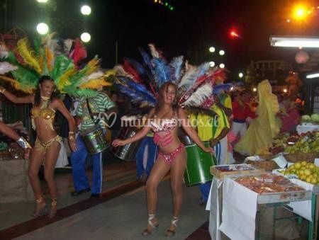 Fiesta Show Batucada