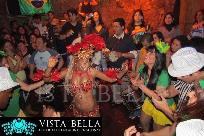 Carnaval Brasilero
