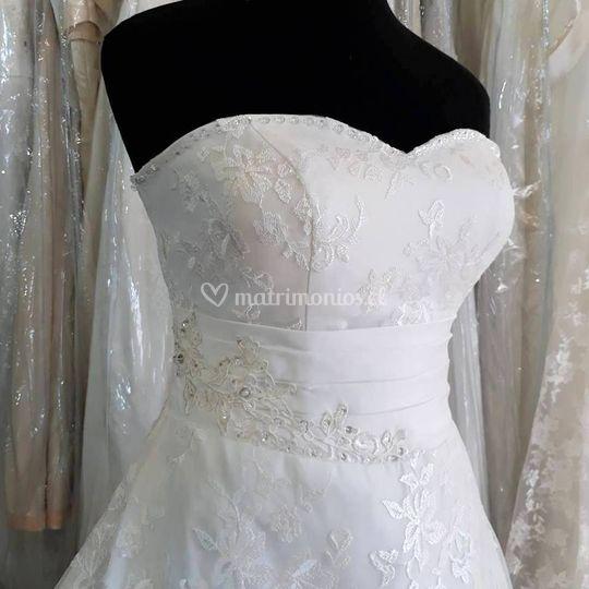 Vestidos de novias quilin