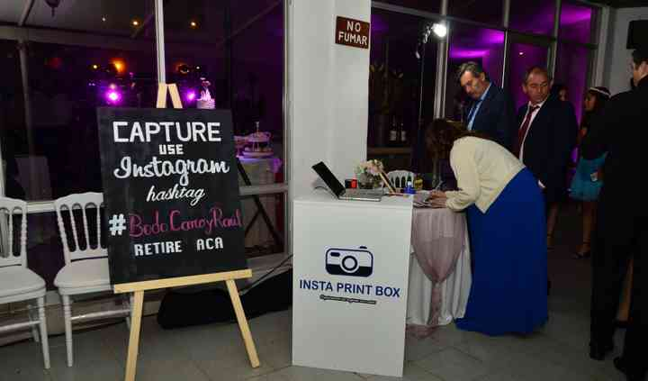 Insta Print Box