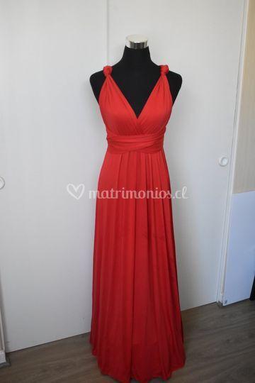 Maxi dress multiforma